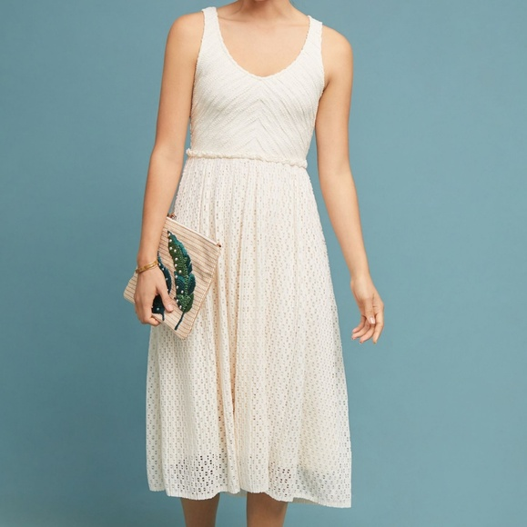 14708f37ca704 Anthropologie Dresses   Meadow Rue Florence Midi Dress   Poshmark